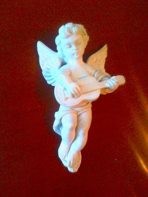 One tiny angel