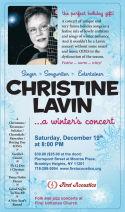 Christine Lavin  A Winter039s Concert