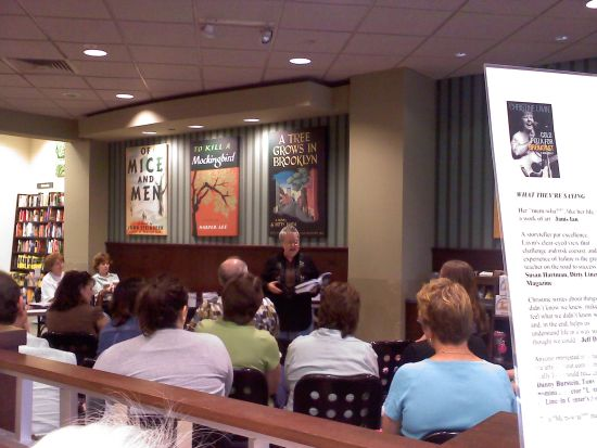 First Book Signing -- June 4, 2010 Ann Arbor, MI Barnes & Noble