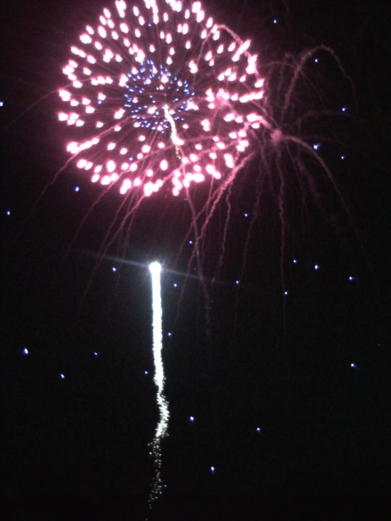 July 4th, Westglow Resort & Spa, Blowing Rock, NC