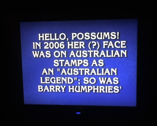 My favorite $2,000 Jeopardy! clue