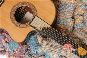 ATTENTIONAL ALL KNITTERS  BRING YOUR KNITTING TO MY CONCERTS