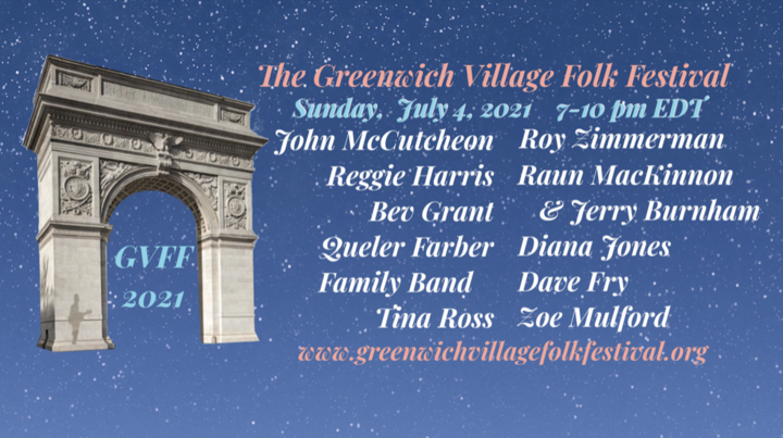 and ends 3 hours later with John McCutcheon live from the States  watch it LIVE and FREE on FB and YouTube or listen to audio on folkmusicnotebookcom