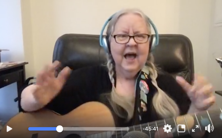 Here039s quotLavin Live at Passim for one hourquot  in the first 24 hours it039s been viewed more than 4500 times  who knew