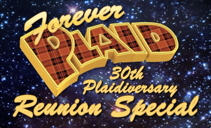 Highlights from the Forever Plaid 30th Plaidiversary Reunion Special 26 minutes amp 40 seconds