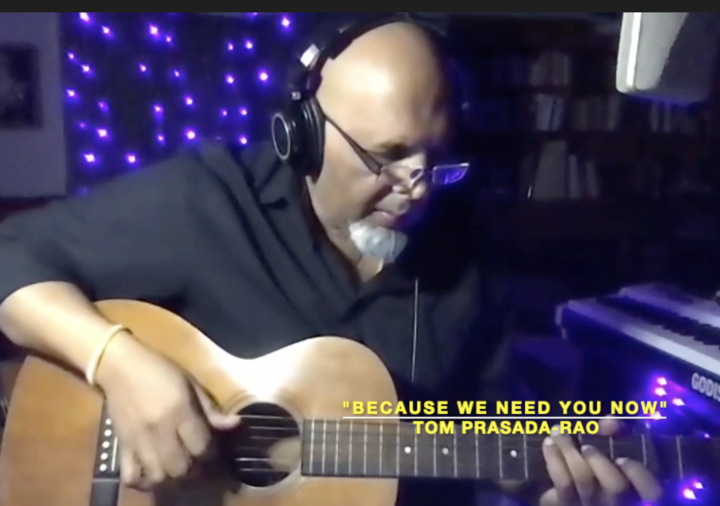 The best new song of 2021 has already been written quotBecause We Need You Nowquot by Cliff Eberhardt amp Tom PrasadaRao