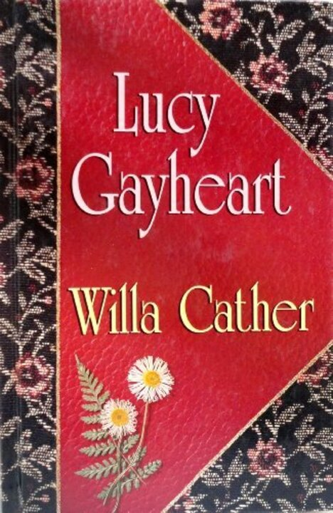 here039s the real chapter 3 of quotLucy Gayheartquot by Willa Cather nbsp sorry about that nbsp