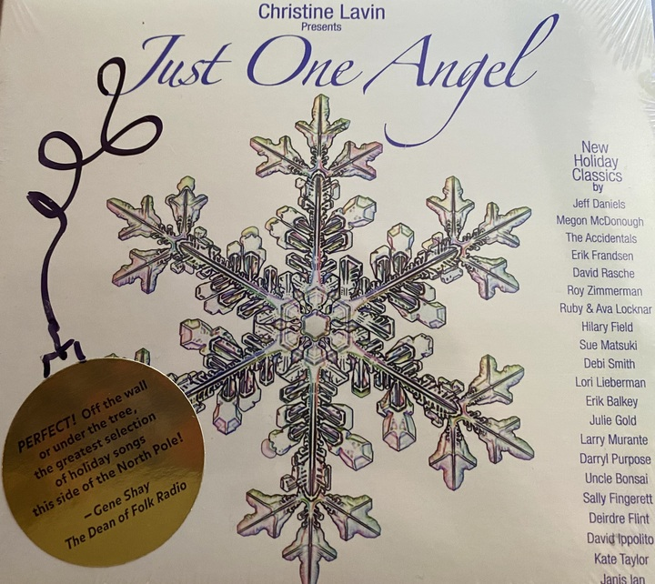 quotJust One Angelquot free with any purchase of of 2 or more CDs at my website