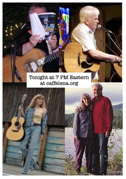 Also part of this tonight  Don Armstrong Rory Block Steve Gillette amp Cindy Mangsen and others