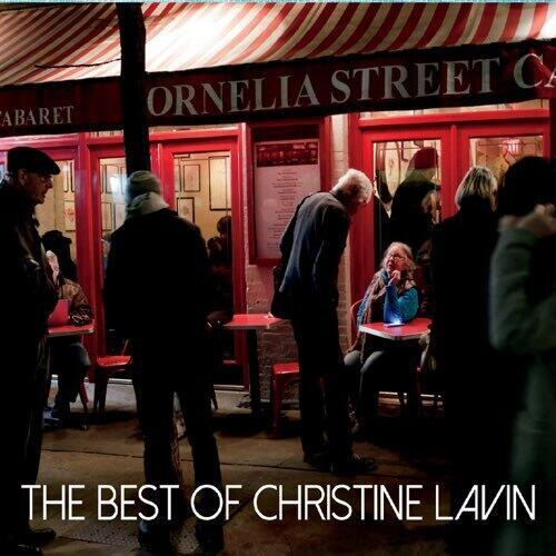 The Best of Christine Lavin CD cover