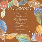 When October Goes -- Autumn Love Songs