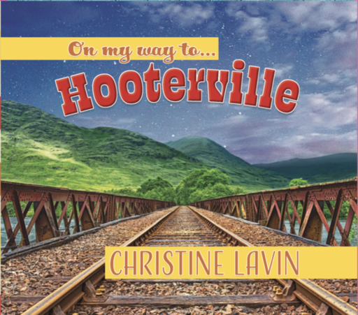CD cover of On my way to Hooterville