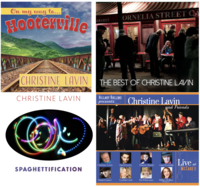 GET THESE 4 CDs from Christine directly  click on CD Store above