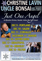 Just One Angel  Christine Lavin amp Uncle Bonsai with Larry Murante and Darryl Purpose