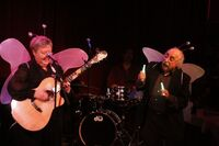 WITH RAY JESSEL SINGING A FIREFLY039S LIFE AT JIM CARUSO039S CAST PARTY