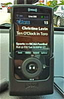 TERRY GABIS ON THE ROAD WITH LEGENDARY BETTY BUCKLEY NOTICED XM Channe 15 The Village WAS PLAYING A SONG OF MINE September 10 2010